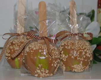 Fake Caramel Apple