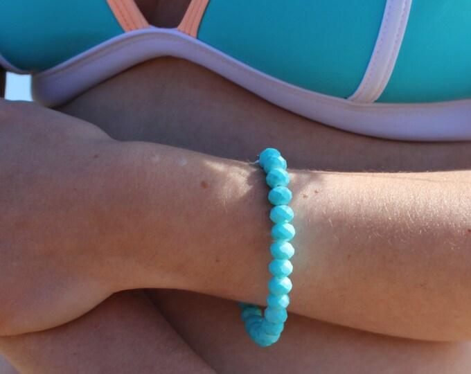 RC Signature Bracelet in Beach Babe Blue.