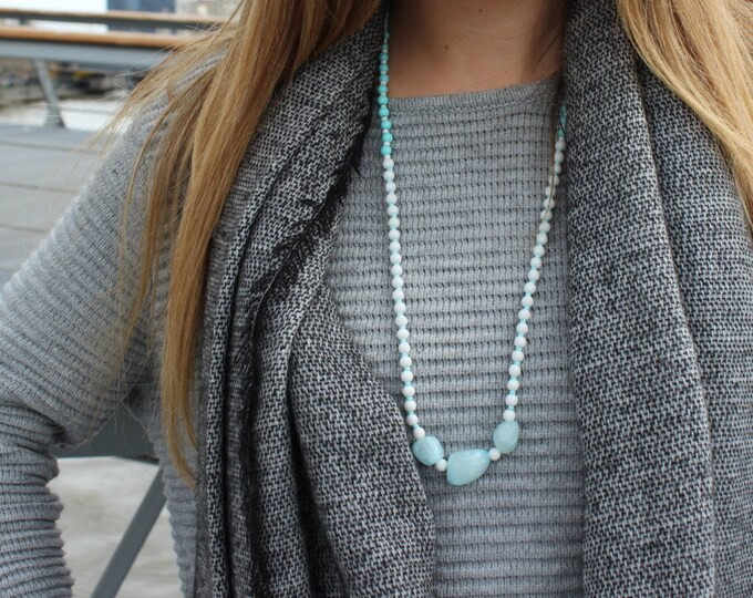 The Bayside necklace.