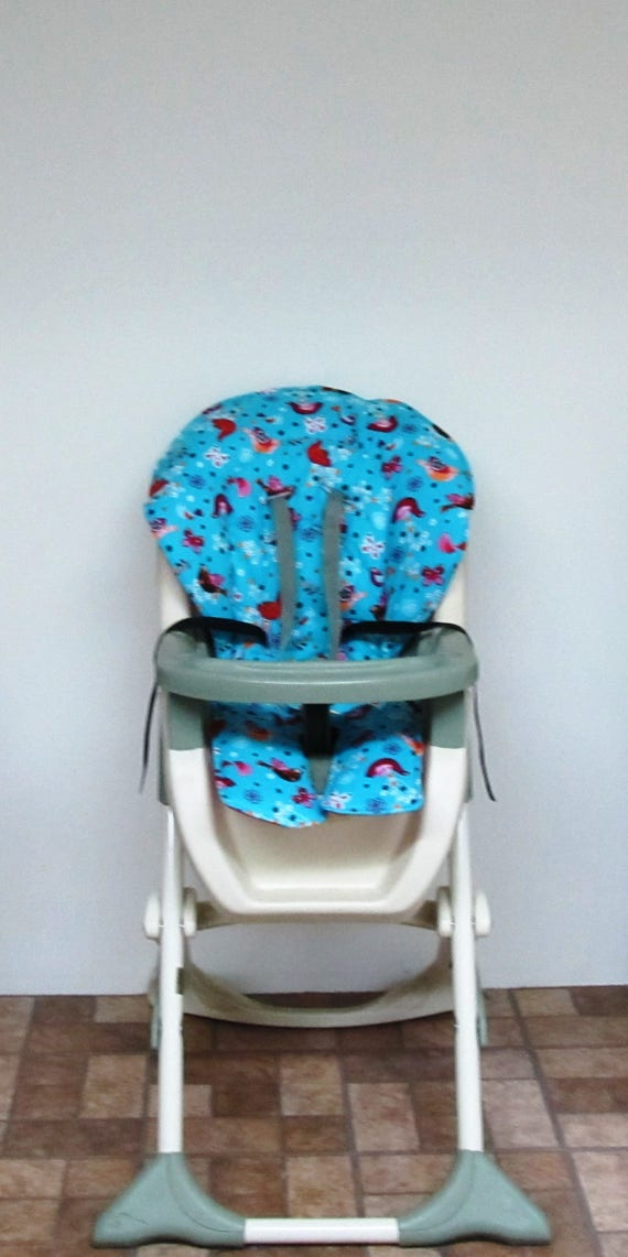 Graco High Chair Cover For The Double Tray Chair Kids