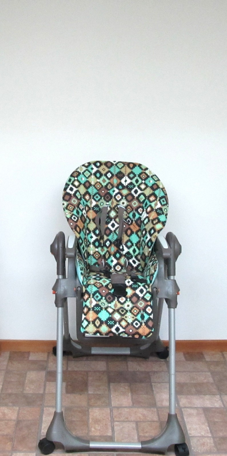 Peachy Replacement High Chair Cover Southwest Print Fits The Chicco Style Pdpeps Interior Chair Design Pdpepsorg