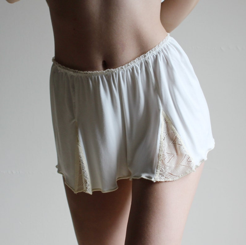 Bamboo Boxer Shorts Bamboo Lingerie Natural Lingerie Bamboo image 0