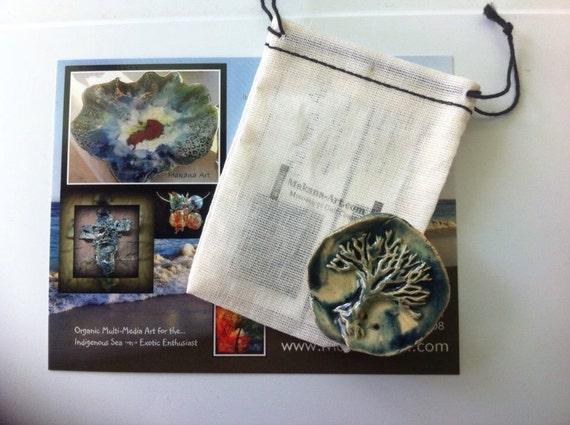Fund Raiser Custom Lapel Pins - Pendants -  100 qty. Tree of Life Pins made to order!