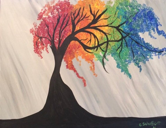"Workshop: Painting ""Tree in the Wind"" at Makana Art Studio - Biloxi, MS"