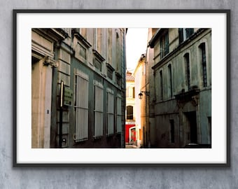 Paris Photography, Arles, France, French Kitchen Art, Paris Print, Francophile Gift, Love