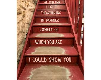 Paris Photography, Shakespeare & Co. Bookstore, Paris Home Decor, Kitchen Wall Art, Paris, Inspirational Quote