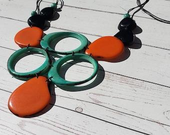 Tagua Nut Necklaces