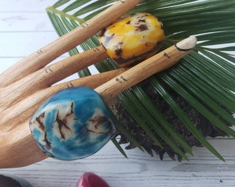 Tagua nut rings SIZE 9/ Rustic Rings/Chunky Rings/Nut wooden Rings/ Raw Rings/ Ecofriendly nut rings/Statement big bold oversized rings
