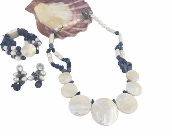 Coral or shell Necklaces