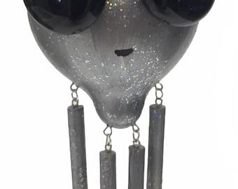 Gray Alien Ornament