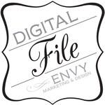 DIGITAL FILE, Wedding Invitation Digital File, Wedding Invitation PDF, diy Wedding Invitation, Envy Marketing Invitations, Bridal Shower pdf