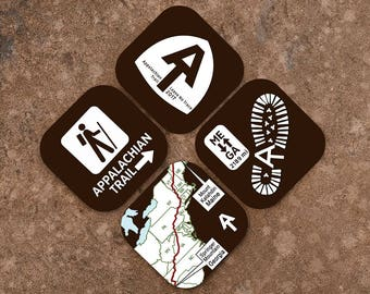 Appalachian Trail Coasters
