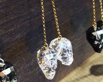 Swarovski Crystal Skullys