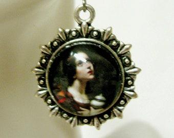 Saint Mary Magdalena earrings - AP03-212