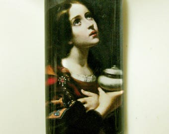 Saint Mary Magdelena pendant with chain - GP01-118