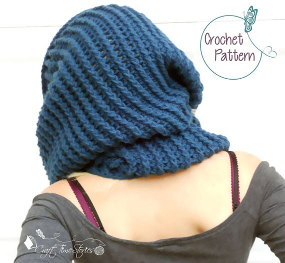 Crochet Cowl Pattern For Women Pdf Crochet Scarf Pattern Etsy