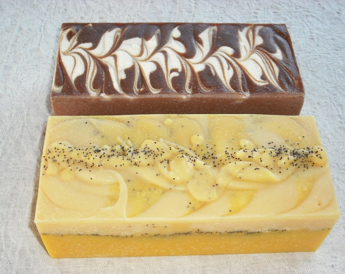 Soap Loaves + Bulk Soap