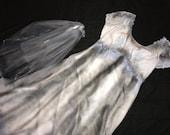 Day of the Dead corpse bride Costume wedding dress womens plus size 20 22 unique Halloween Vampire Dia de los Muertos dead Senorita