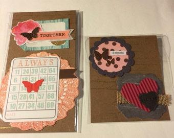 Paper embellishments