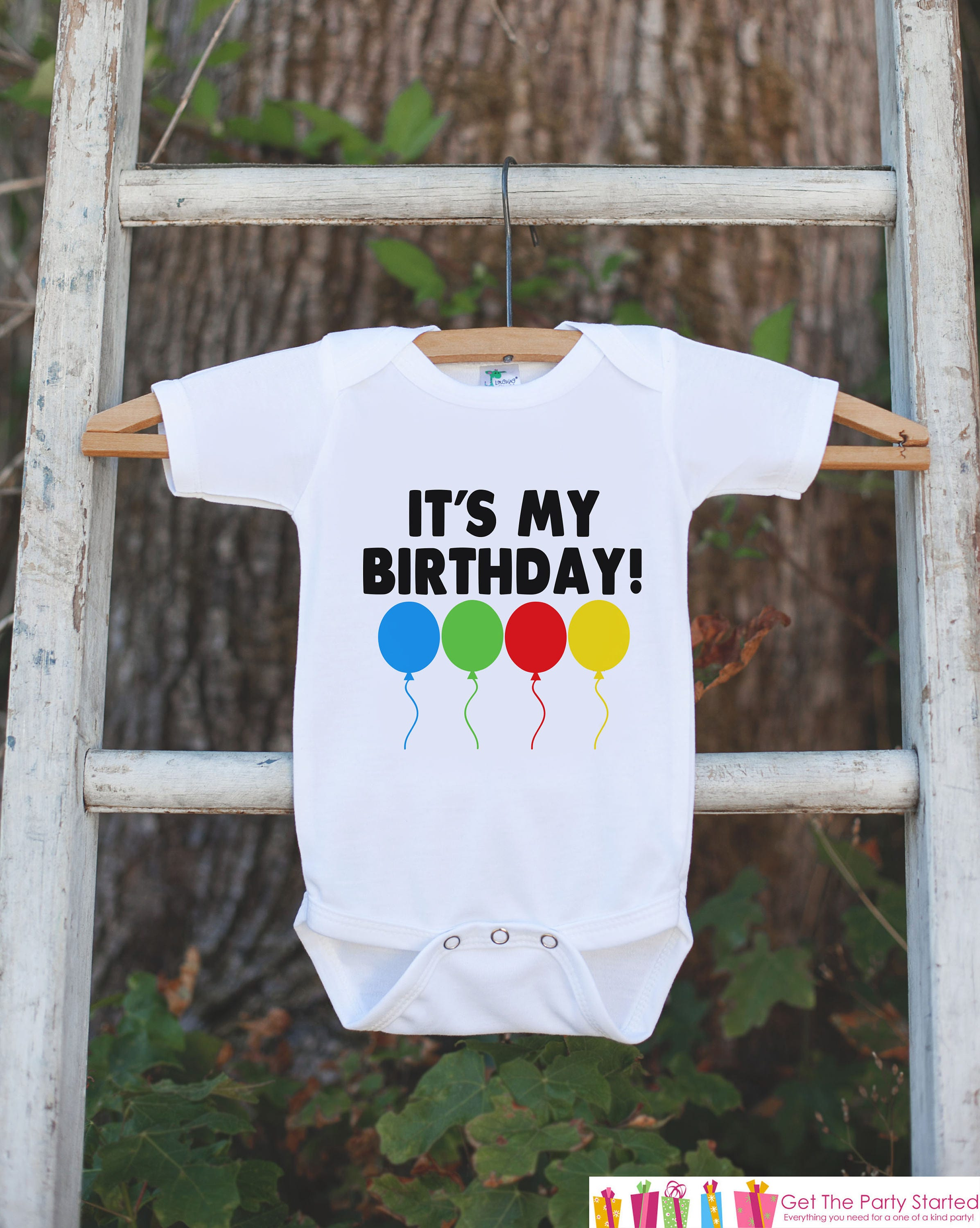 Kids Birthday Shirt Its My Shirts