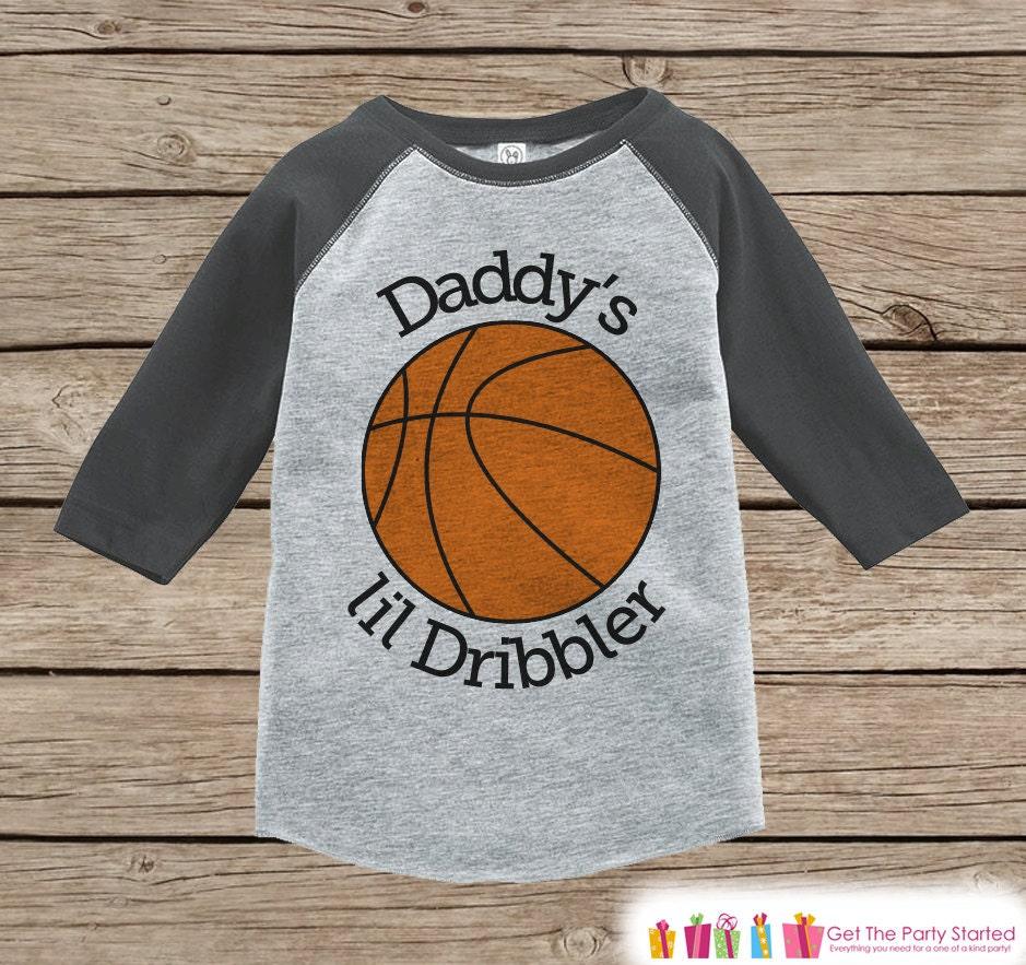 Boys Novelty Basketball Outfit Baby Boys T-shirt  cbc41b1fb