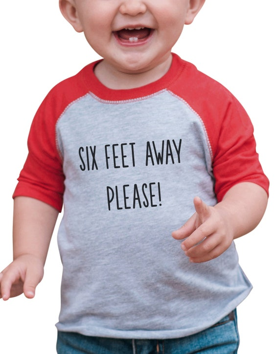 Give me 6 feet,Unisex tee,Onesie,Toddler shirt,Children\u2019s tee,Black and white tshirt,Quarantine,Social distancing for kids Kid\u2019s tee