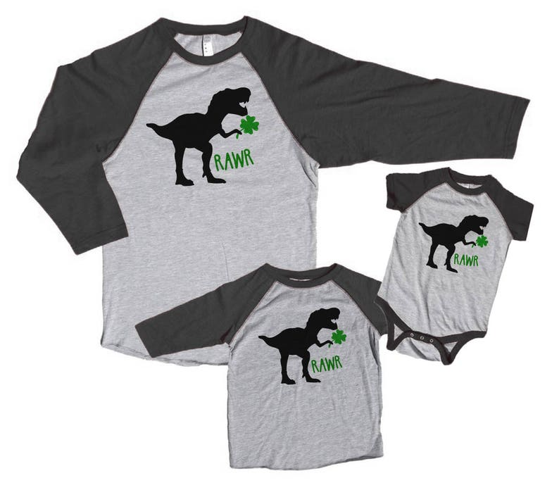 5a9fa73d76b14 Family St. Patrick s Day Shirts Matching St. Paddys Day