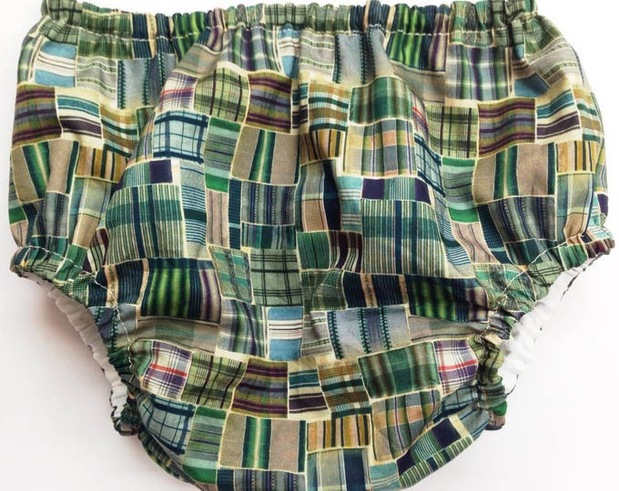 LIBERTY ROSA BLOOMERS  Diaper cover / Nappy cover Constructed from Liberty Art Cotton Tana Lawn