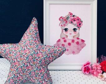 VIOLET EYES and POLLEN Australia - A Special Collaboration. 'Desert Rose' Gift Set.