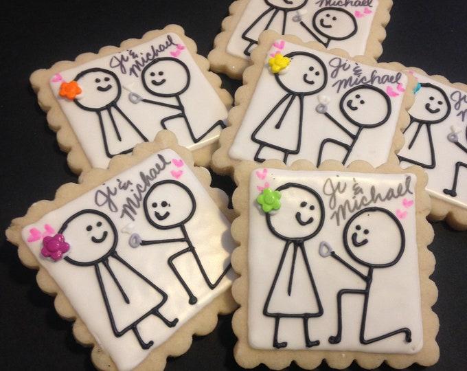 ENGAGEMENT Cookie Favors
