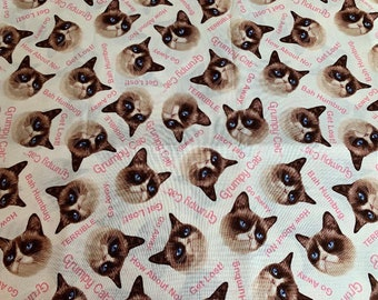 6c2708249981 Grumpy cat | Etsy
