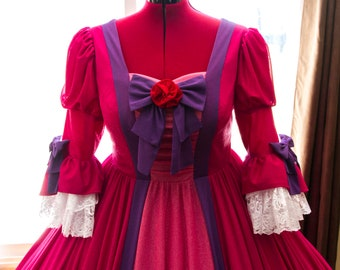 Marie Antoinette Cosplay Gown from Rose of Versailles