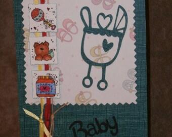 New Baby Card (C-149)