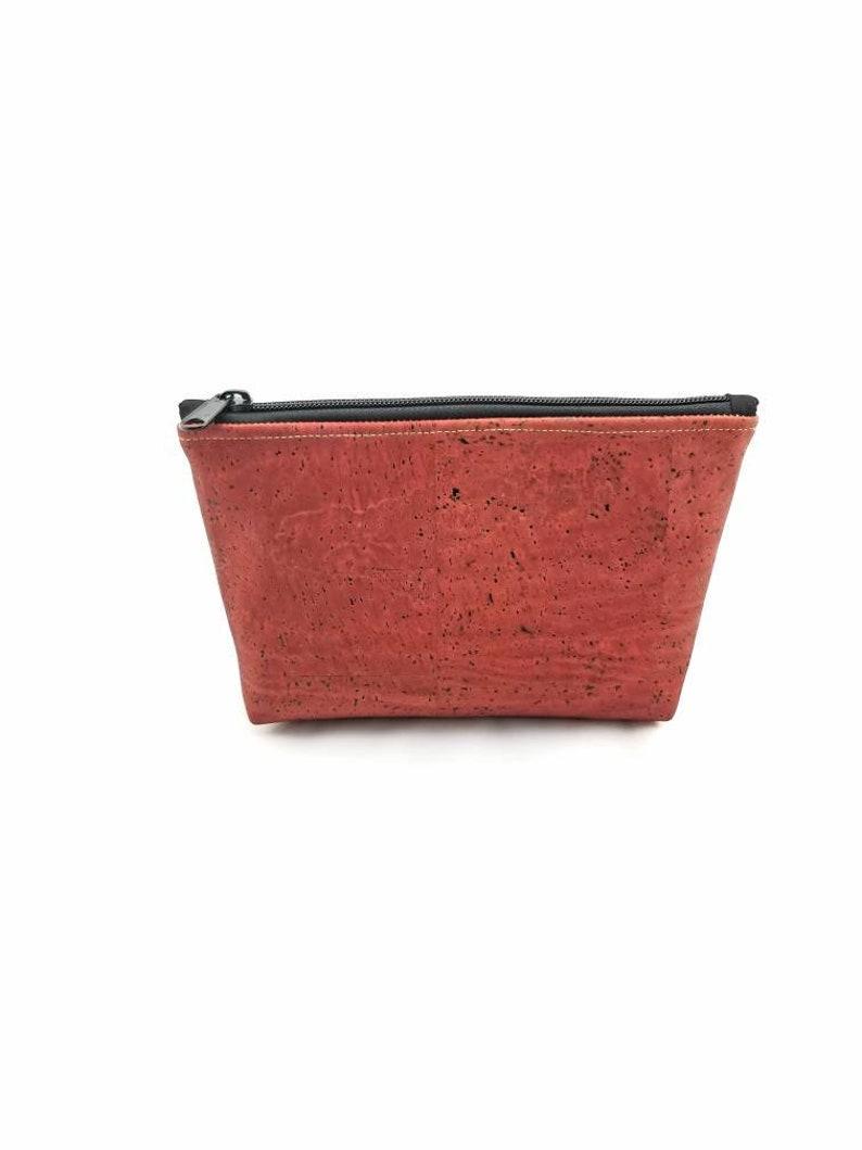 2 Zipper Ladies Women Elephant Leather Clutch Bag Wallet Long Card Holder Purse!