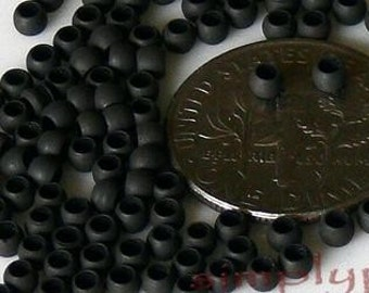 20g Iron Bead Tips Black 250 Bead Tips for Jewellery Making Approx