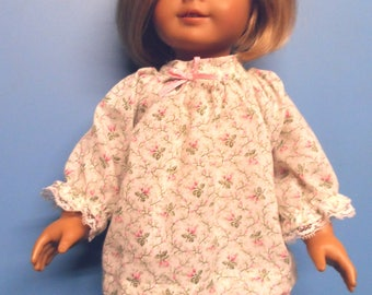 "Fits 18"" dolls - Shorty PJ's"