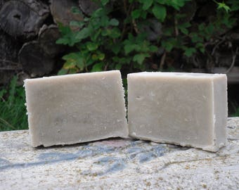 BENTONITE CLAY Unscented Shaving Soap