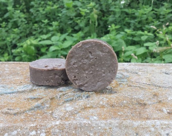 Ireland Moor Mud Cold Process Soap Natural & Organic Ingredients