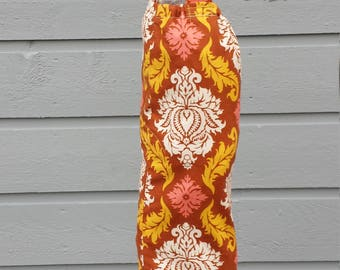 Fabric Plastic Bag Dispenser
