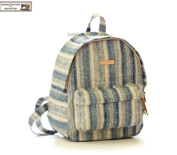 Backpack Pattern Backpack Pdf Adults Backpack Kids Etsy