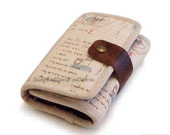 Wallet pattern,Trifold wallet pattern,tri fold wallet pattern, phone wallet sewing pattern, phone wallet pattern, PDF pattern