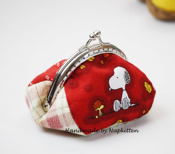 Coin Purse Pattern Sewing Framed Coin Purse Sewing Pattern Etsy