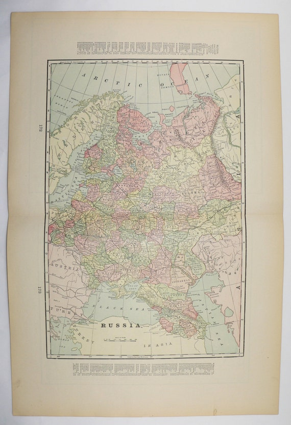 1897 Map of Russia, Turkey in Europe, Original Vintage Map, Norway Zoomed Out Map Of Russia And Europe on current map of russia, detailed map of russia, map of us and europe, map of only russia, map of europe and iraq, crimea russia, blank physical map of russia, map of germany, map of russia in europe, map of modern russia, map of turkey and surrounding countries, map of malaysia and indonesia, map of countries around russia, map of asia, map of western russia, map of west russia, world map russia, parts of russia, map of israel and surrounding countries, map of europe and middle east,