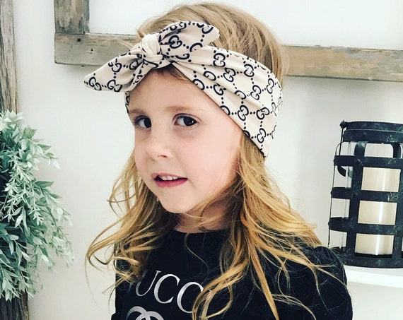 GG inspired turban style headwrap , you pick size