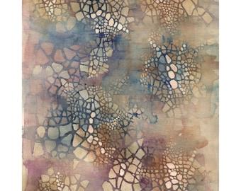 "Print - ""Nebulae (Cityspace #240)"""