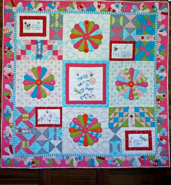 Soul Stitches Quilt BOM Borders