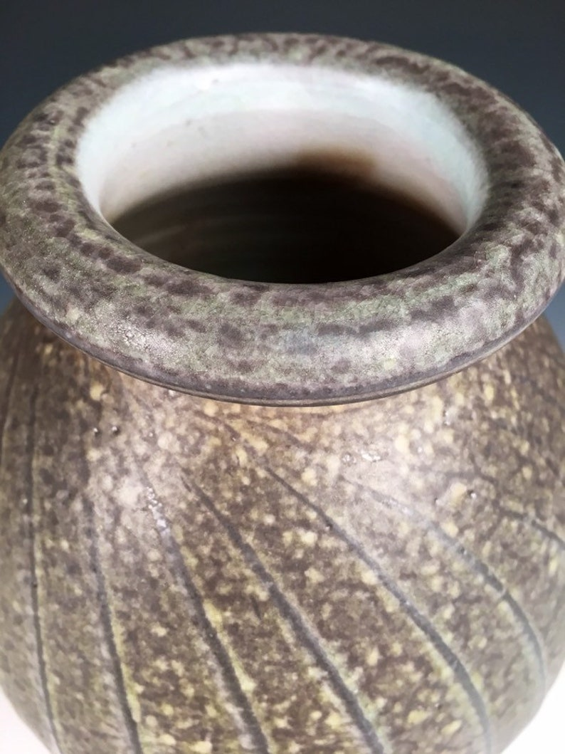 Soda Fired Pottery Chinese Tea Cup by Justin Lambert One of a Kind and Ready to Ship