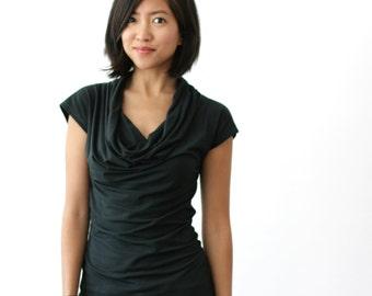 baf254a44265c Cowl neck blouse