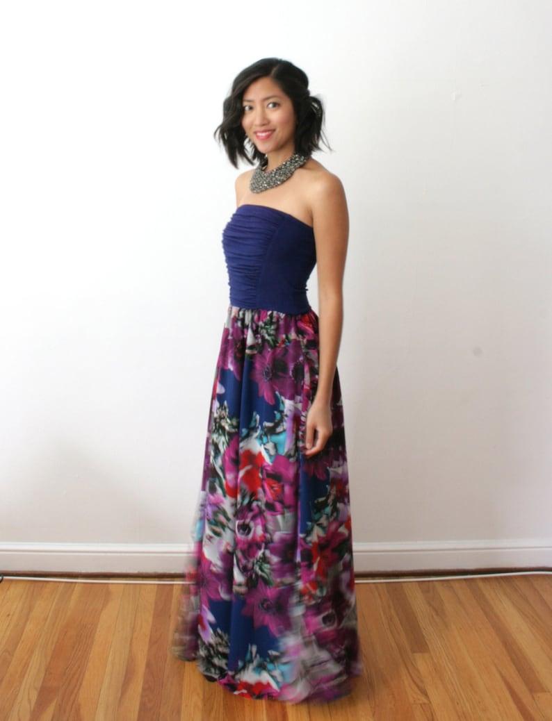 081373188d2a Bridesmaid Convertible Dress Womens Chiffon Maxi Dress