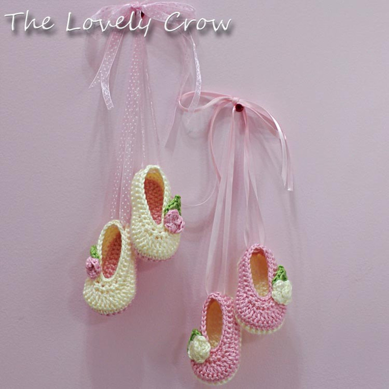 ballet slippers crochet pattern ballet slippers for baby rosey ballet slippers digital